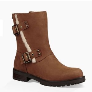 NEW UGG NIELS CHESTNUT Waterproof